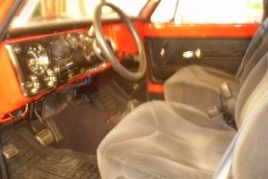 1st Generation K5 Chevy Blazers